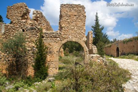 Assos Castle