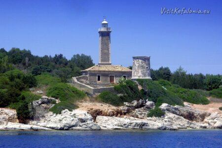 Venetian Lighthouse & Byzantine Basilica Ruins