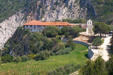 Monastery of Kipoureon