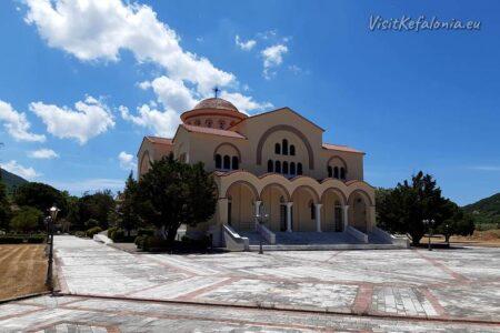 Monestary of St Gerasimos