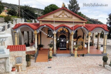 Church of our Lady Fidousa