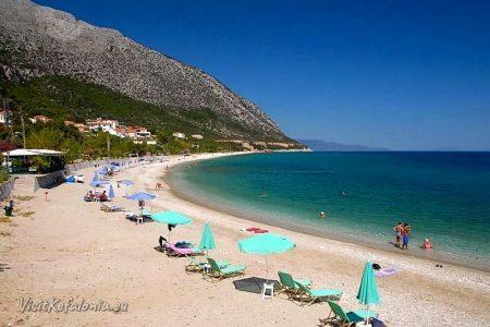 Ragia beach