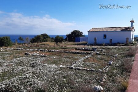 Archaic Temple of Apollo & Church of St George