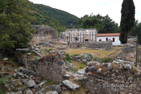 Agioi Fanentes Monastery