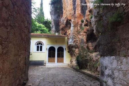 Church of Agia Varvara
