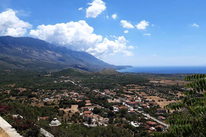 Viewpoint at Kastro