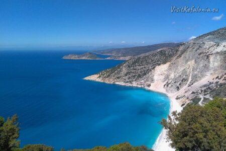 Myrtos south viewpoint