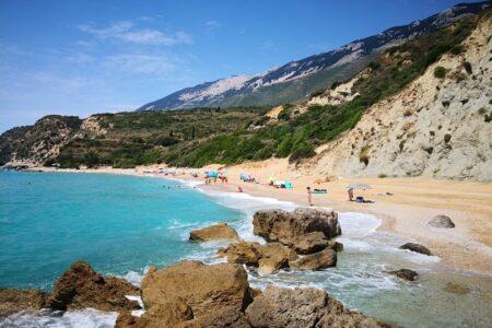 Koroni beach